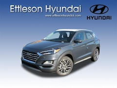 New 2021 Hyundai Tucson Limited SUV in Countryside, IL