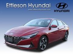 2021 Hyundai Elantra Limited Sedan
