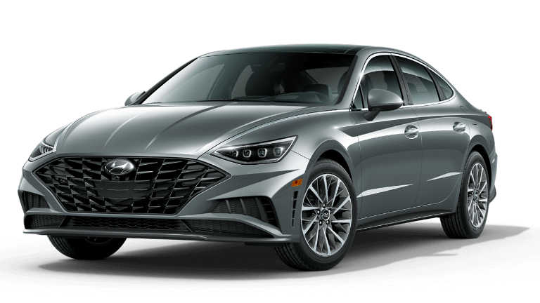 2021 Hyundai Sonata Limited - Hampton Gray
