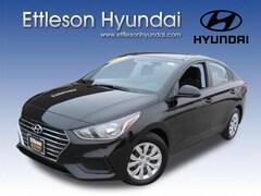 Certified Pre-Owned 2020 Hyundai Accent SE Sedan near Chicago, IL