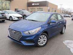 New 2021 Hyundai Accent SE Sedan near Chicago, IL