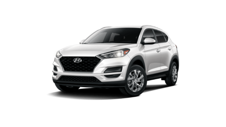 2021 Hyundai Tucson Value - White Cream