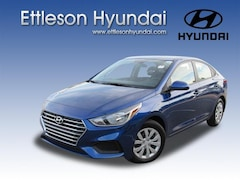 Certified Pre-Owned 2019 Hyundai Accent SE Sedan near Chicago, IL