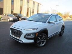 New 2021 Hyundai Kona Limited SUV near Chicago, IL