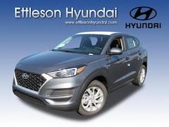 New 2021 Hyundai Tucson SE SUV near Chicago, IL