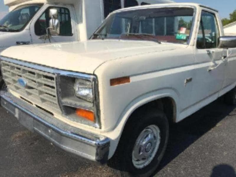 1985 Ford F-150 Truck