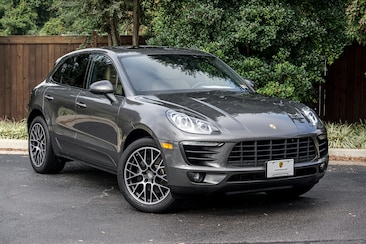2017 Porsche Macan Base SUV