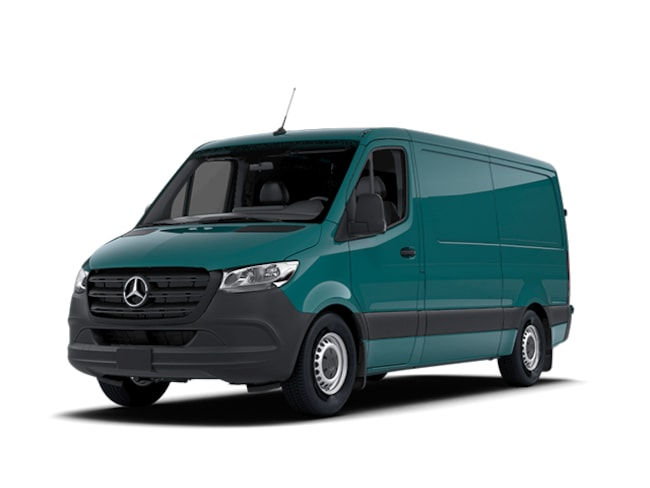2019 Mercedes-Benz Sprinter 2500 2500 Standard Roof V6 144in Wheelbase Van Cargo Van