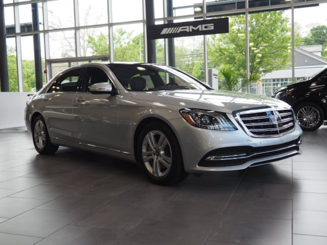 2018 Mercedes-Benz S-Class S 450 4MATIC® Sedan Sedan