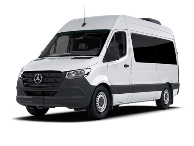 2019 Mercedes-Benz Sprinter 2500 2500 High Roof 170in Wheelbase Van Passenger Van