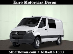 2020 Mercedes-Benz Sprinter Crew Van 2500 Standard Roof V6 144in Wheelbase Van