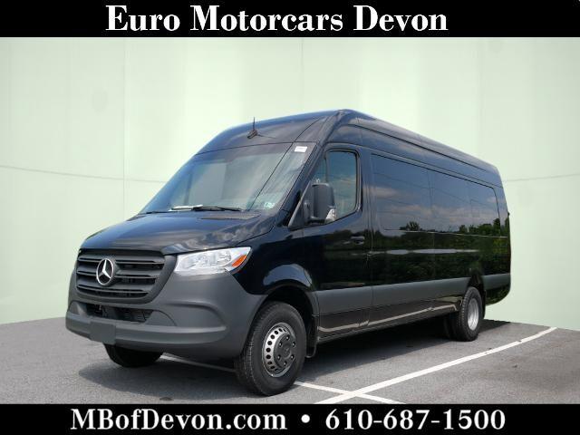 2020 Mercedes-Benz Sprinter Cargo Van 4500 High Roof V6 170in Wheelbase Extended Van