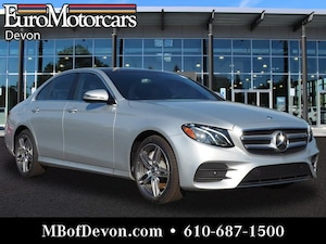 2019 Mercedes-Benz E-Class E 450 4MATIC® Sedan Sedan