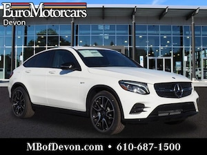 2019 Mercedes-Benz AMG GLC 43 AMG® GLC 43 Coupe Coupe