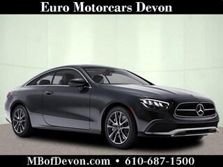 2021 Mercedes-Benz E-Class E 450 4MATIC Coupe Coupe