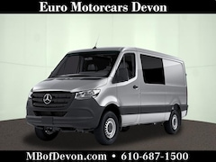 2020 Mercedes-Benz Sprinter Crew Van 2500 Standard Roof I4 144in Wheelbase Van