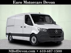 2021 Mercedes-Benz Sprinter Cargo Van 1500 Standard Roof I4 144WB RWD Van