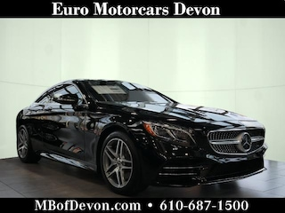 2021 Mercedes-Benz S-Class S 560 4MATIC Coupe Coupe