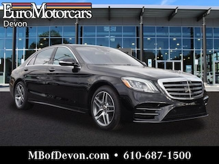 2019 Mercedes-Benz S-Class S 560 4MATIC® Sedan Sedan