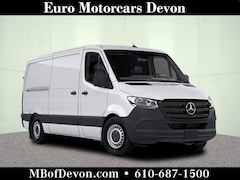 2021 Mercedes-Benz Sprinter Cargo Van 2500 Standard Roof I4 144WB RWD Van