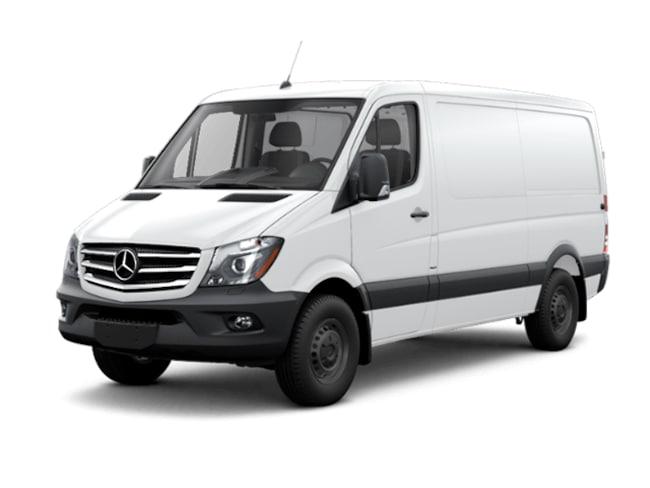 2019 Mercedes-Benz Sprinter 2500 2500 Standard Roof 144in Wheelbase Van Cargo Van