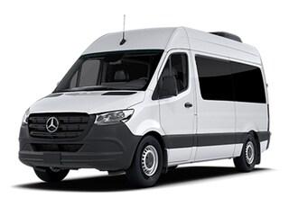 2019 Mercedes-Benz Sprinter 2500 2500 Standard Roof 144in Wheelbase Van Passenger Van