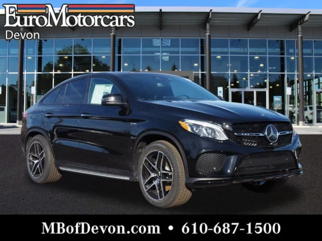 2019 Mercedes-Benz AMG GLE 43 AMG® GLE 43 Coupe Coupe