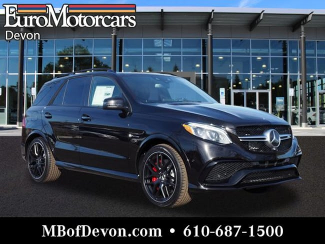 2019 Mercedes-Benz AMG GLE 63 S 4MATIC SUV