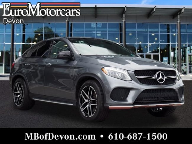 2017 Mercedes-Benz GLE 43 AMG® Coupe SUV