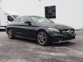 2019 Mercedes-Benz C-Class C 300 4MATIC® Coupe Coupe