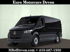 2020 Mercedes-Benz Sprinter Cargo Van 2500 Standard Roof V6 144in Wheelbase Van