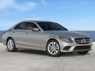 2019 Mercedes-Benz C-Class C 300 4MATIC® Sedan Sedan