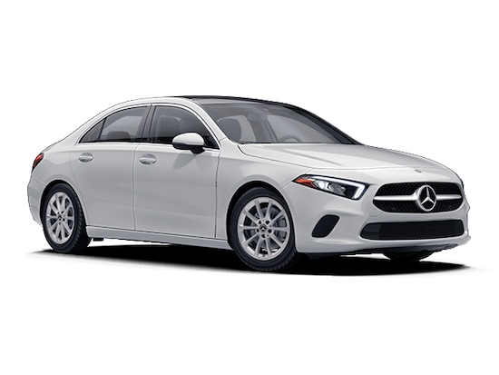 2021 Mercedes-Benz A-Class A 220 4MATIC Sedan Sedan