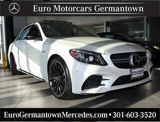 2021 Mercedes-Benz AMG C 43 Sedan Sedan