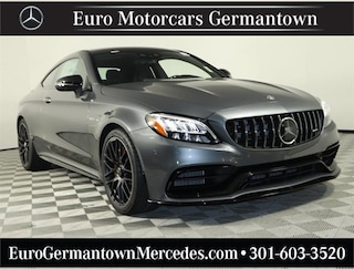 2021 Mercedes-Benz C-Class AMG C 63 S Coupe Coupe