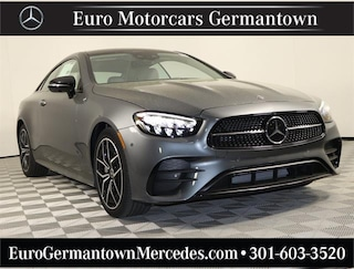 2021 Mercedes-Benz E 450 4MATIC Coupe Coupe