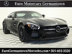 2017 Mercedes-Benz AMG® GT Coupe