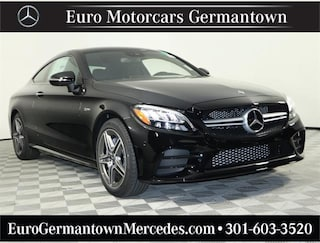 2021 Mercedes-Benz AMG C 43 Coupe Coupe