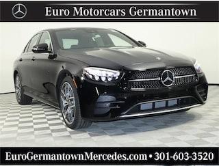 2021 Mercedes-Benz E 350 4MATIC Sedan Sedan