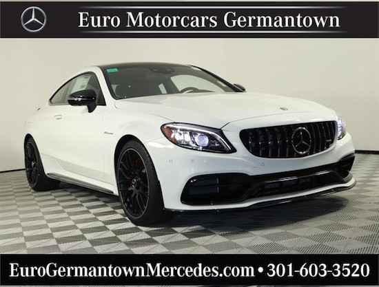 2021 Mercedes-Benz AMG C 63 S Coupe Coupe