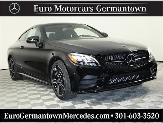 2021 Mercedes-Benz C 300 4MATIC Coupe Coupe
