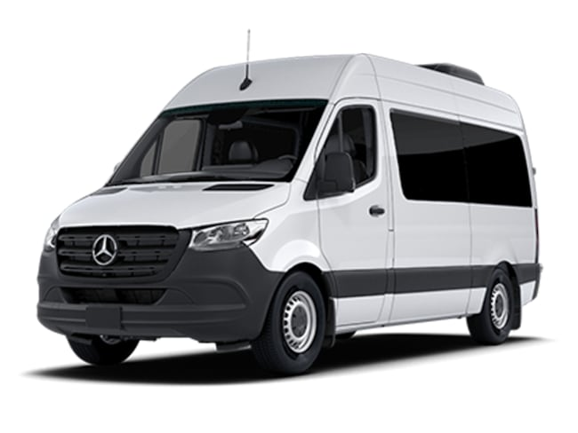 2019 Mercedes-Benz Sprinter 2500 2500 Standard Roof 144in Wheelbase Van Passenger Van