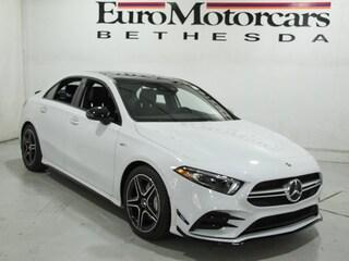 2020 Mercedes-Benz AMG® A 35 Base Sedan