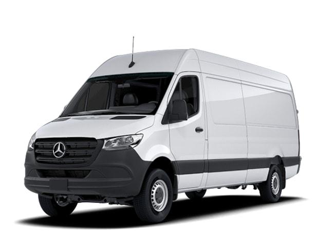 2019 Mercedes-Benz Sprinter 2500 2500 High Roof V6 170in Wheelbase Van Cargo Van