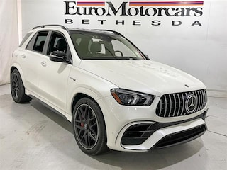 2021 Mercedes-Benz GLE AMG GLE 63 S 4MATIC SUV SUV