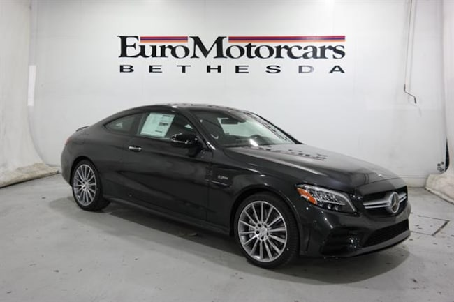 2019 Mercedes-Benz AMG C 43 AMG® C 43 Coupe Coupe