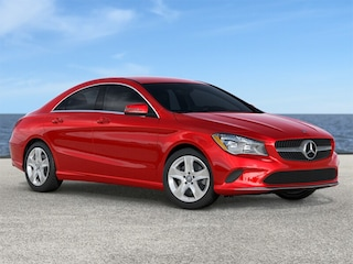 2019 Mercedes-Benz CLA 250 CLA 250 4MATIC® Coupe Coupe