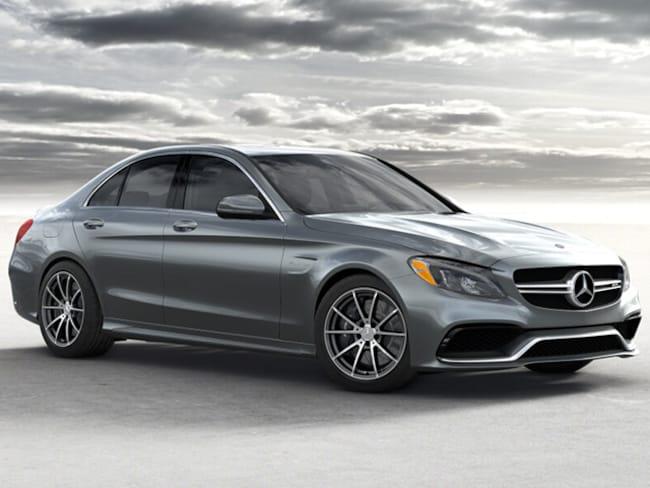 2019 Mercedes-Benz AMG C 63 Sedan