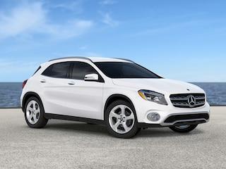 2019 Mercedes-Benz GLA 250 GLA 250 4MATIC® SUV SUV
