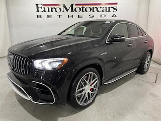 2021 Mercedes-Benz GLE AMG GLE 63 S 4MATIC Coupe SUV
